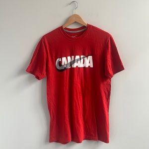 Nike Canada Cotton T-Shirt